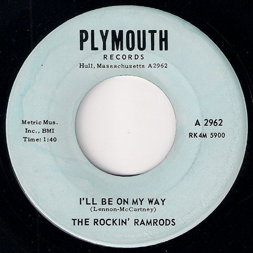 Rockin' Ramrods, The - I Wanna Be Your Man